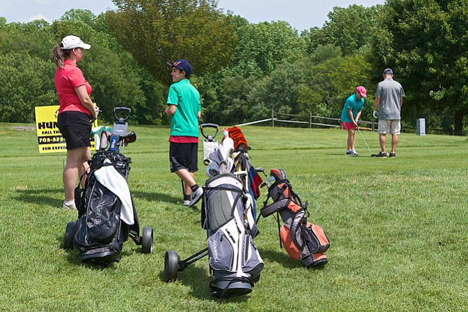 Burke Lake Park Golf Course clubhouse and driving range are due for upgrades.
