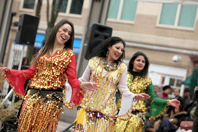 The Nowruz Festival, which celebrates the Persian New Year, will be held Sunday, March 15 at John Carlyle Square Park in Alexandria.