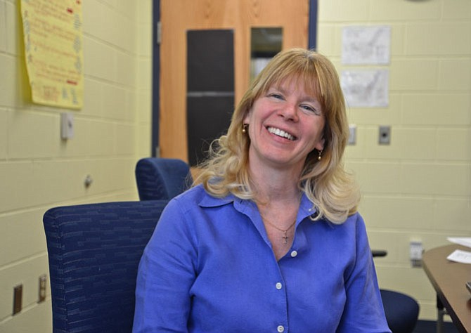 Reston's Sunrise Valley Elementary School teacher Mary Anne Rossbach has been honored as the 2015 Math Educator of the Year by the Virginia Council of Teachers of Mathematics. According to colleagues and students alike, Rossbach's love of the subject and of teaching really shines through each day.