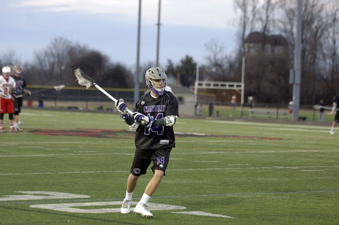 Brad Sechler and the Chantilly boys' lacrosse team are off to a 4-1 start.
