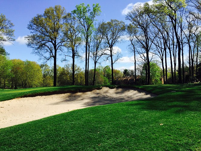 Circuit Court Judge Michael F. Devine issued a ruling Friday, Nov. 6 that was considered a victory for preserving Reston National Golf Course.
