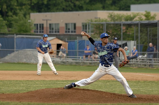 Matt Wojciechowski struck out 11 and helped the South Lakes baseball team earn its first regional berth since 2003 with a 3-1 victory over Washington-Lee on Friday in the Conference 6 tournament quarterfinals.