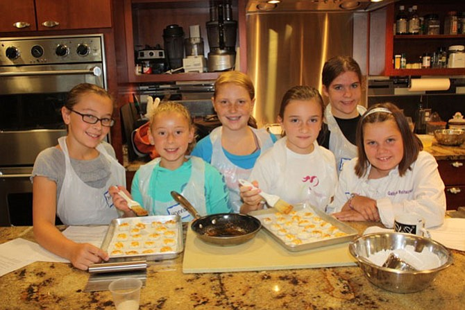 Kids who cook – such as these young summer campers - deserve the chance to show off their culinary skills. Culinaria Cooking School's first-ever kids' cook-off competition debuts on June 28 and is open to youngsters 9 through 17 years old. Participants are divided into two age groups. Register for entry by the end of the first week of June.