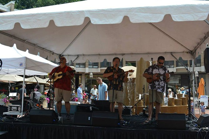The 6th Annual Ukulele Festival will be on July 11, from 11 a.m. - 5:30 p.m. at Lake Anne Plaza, 1609 Washington Plaza, Reston. The free festival features performances by several acclaimed ukulele musicians, music demonstrations, open to the public morning jam session, festival vendors, and other family friendly activities.  The event features a wide variety of music genres ranging from blues, traditional Hawaiian, swing, to folk.