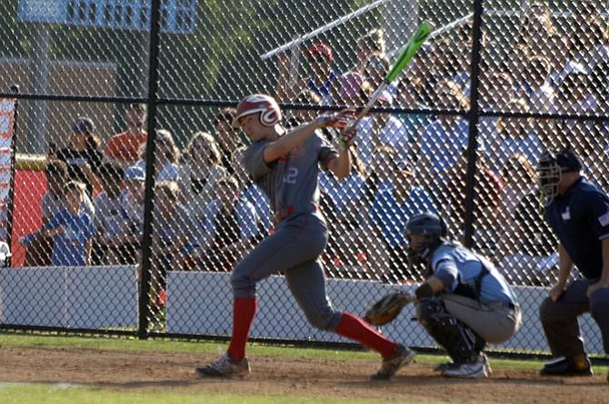 Will Brooke, a 2015 Marshall High School graduate, will play baseball for Coastal Carolina University.