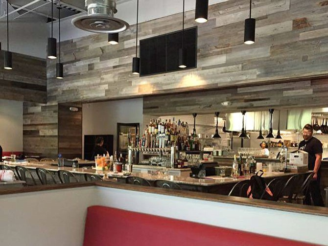 There will be some changes to the Reston dining selection, including the anticipated arrival of the restaurant Red's Table. Co-owner Ryan Tracy, one of three brothers and Reston natives who own and operate the restaurant, stated the official opening is Labor Day, Monday, Sept. 7.