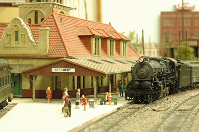 See and hear model trolleys and steam and diesel trains plus Thomas and some of his friends in the Historic Vienna Train Station along the W&OD trail just past the Caboose on Sept. 12 from 1-5 p.m. at  231 Dominion Road NE, Vienna.