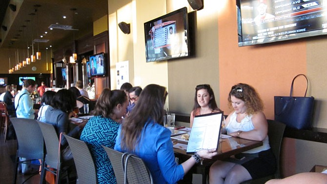 A Bingo happy hour was held Tuesday, Sept. 15 at Arlington Rooftop Bar and Grill to help raise money for Arlington Thrive.