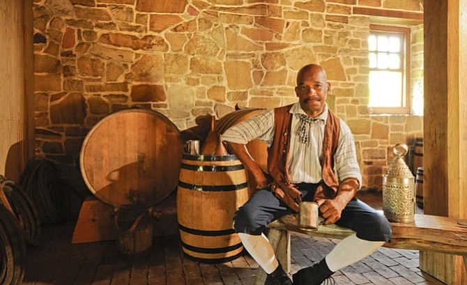 Visit Mount Vernon's distillery to learn more about the arts of coopering (making a cask or barrel used for storing alcohol) and apple brandy distilling. On Oct. 17-18 and Oct. 21-23 10 a.m.-5 p.m. guests may watch Cooper Marshall Sheetz demonstrate how broad axes, planes, and drawknives are used to craft barrel staves, which are then heated and bent into shape, and held together with hoops or bands. Oct. 17-23 guests may also learn about how apple brandy is made. All demonstrations will be held at  George Washington's Distillery, 5513 Mount Vernon Memorial Highway. Admission to the distillery is included in the cost of admission to George Washington's Mount Vernon, which is $9-17. Visit www.mountvernon.org/distillery.