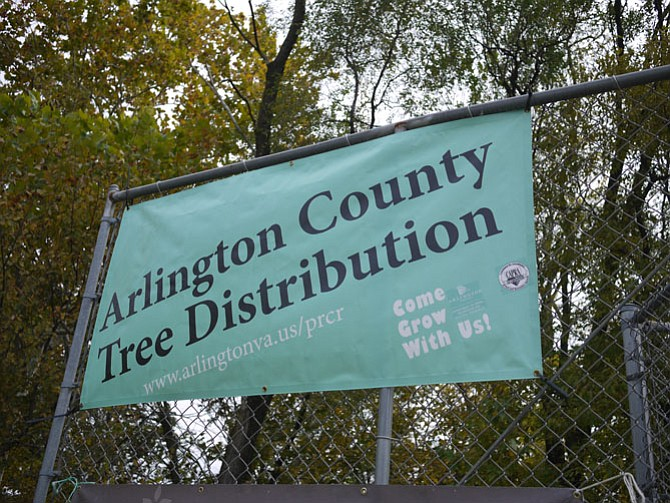 Arlington County sponsored the event.