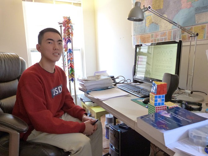 Michael You was a regional finalist in the 2015 Siemens Foundation STEM Competition. He researched SONAR (SOund Navigation And Ranging)-related whale beachings.