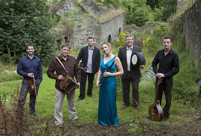 Danú will be at the Center for the Arts on Sunday, Dec. 6 at 4 p.m.