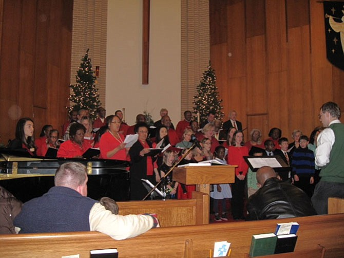 The whole community is invited to attend the Annual Living Nativity and Christmas Concert at the Redeemer Lutheran Church in McLean on Dec. 11, 6:30-8:30 p.m.