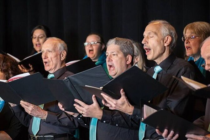 Friday, Dec. 11 and Saturday, Dec. 12 are the dates for the annual Towne Square Singers Christmas Show. This year the show is titled Christmas With the Singers. The show will be held at NextStop Theatre at 269 Sunset Park Drive, Herndon.