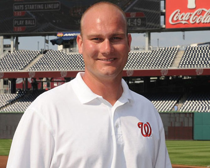 Mark Scialabba, director of player development for the Washington Nationals, will be the featured speaker at the Alexandria Sportsman's Club meeting Jan. 19 at the Old Dominion Boat Club. The meeting begins at 6:30 p.m. and is free and open to all.