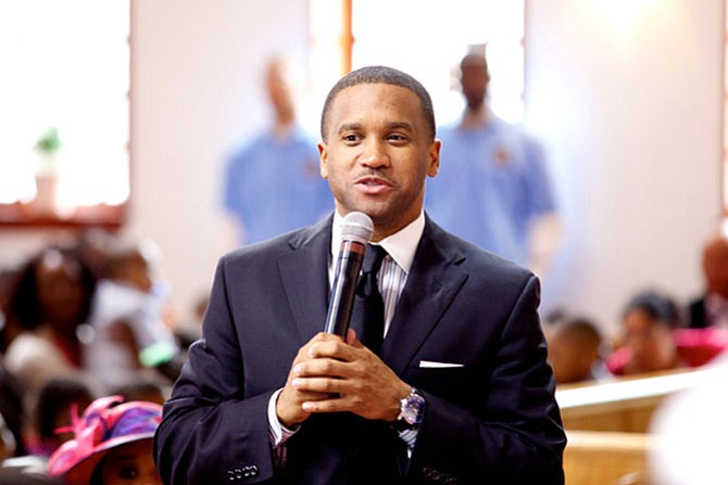The Rev. Dr. Howard-John Wesley, pastor of Alfred Street Baptist Church in Alexandria, was named a recipient of the NAACP Chairman's Image Award for leadership in the community.