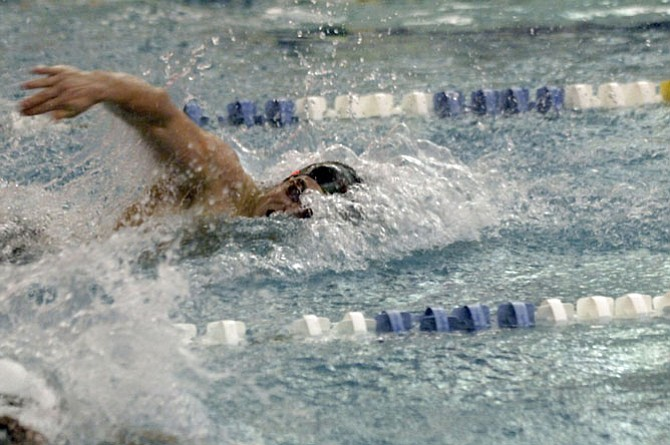 swim meet great falls jan 16 2016