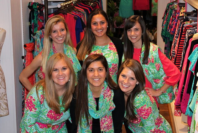 The Pink Palm is one of 29 participating stores in the 11th annual Boutique District Warehouse Sale set for Feb. 6 at the Westin Alexandria Hotel.