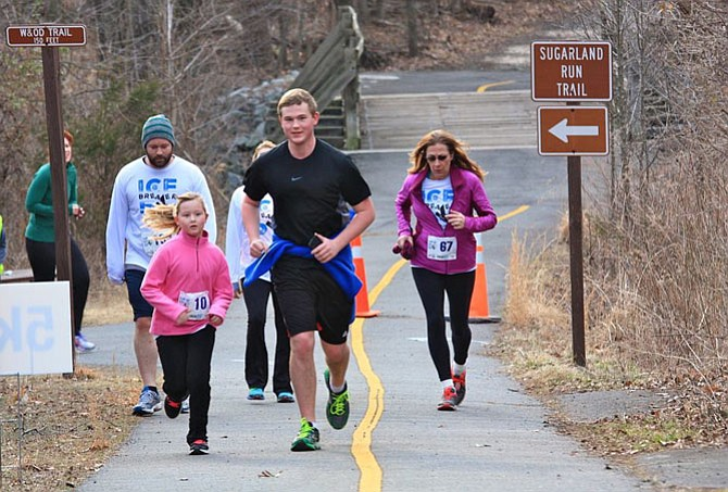 Sunday, March 13, Herndon's Parks and Recreation Department will host its second annual Ice Breaker Family Fun Run 5K. This event is for runners age 4 and up.