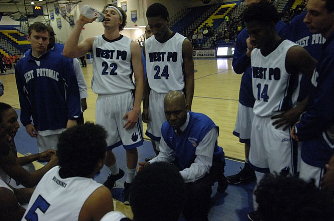 West Potomac's David Houston III will make his first head-coaching appearance at the state tournament.