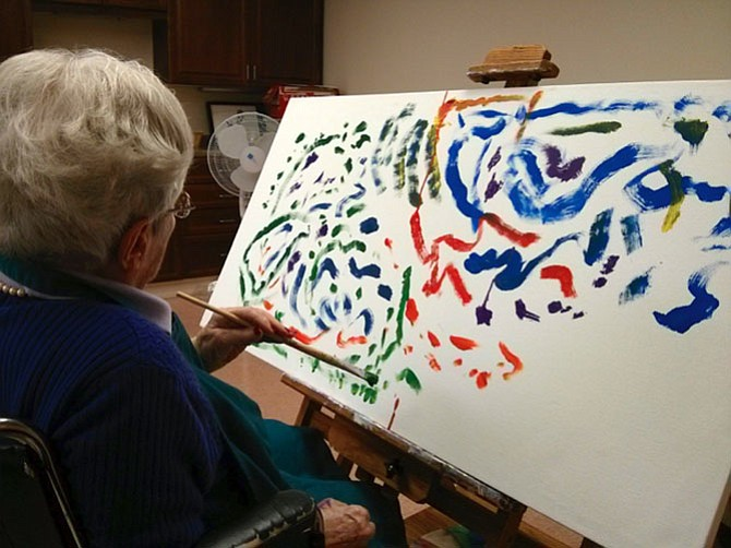 Older adults who participate in the arts have better physical health, mental health and social connection.