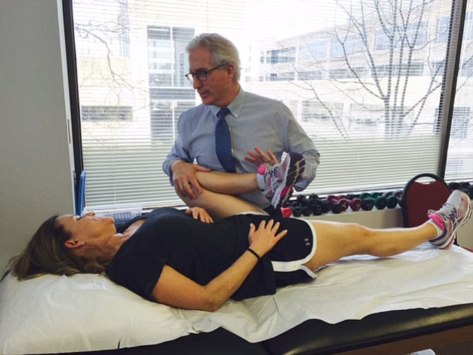 Al Brodnick of Bethesda Physical Therapy