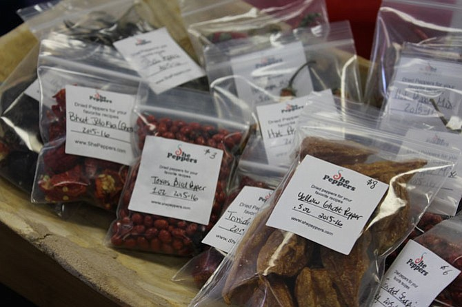 Need some dried peppers of your own? She Peppers has you covered.
