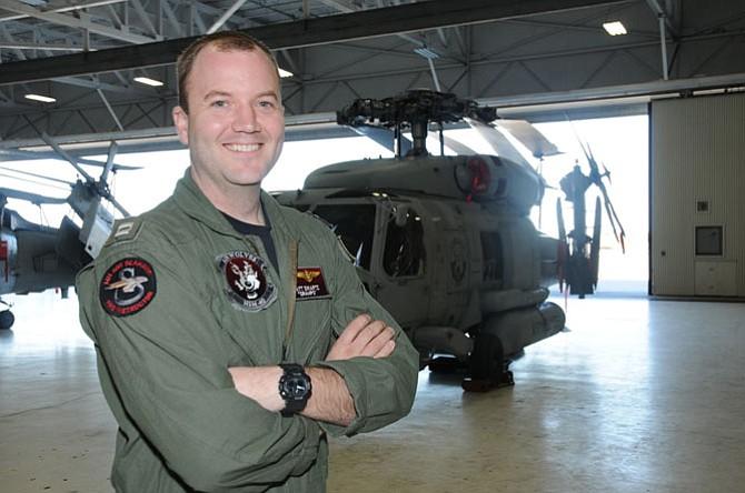 Lt. Matthew Swartz