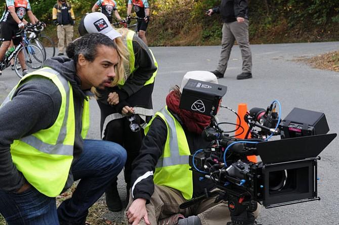 "Jai Jamison, director, Northern Virginia International Film Festival feature film ""TRI."""