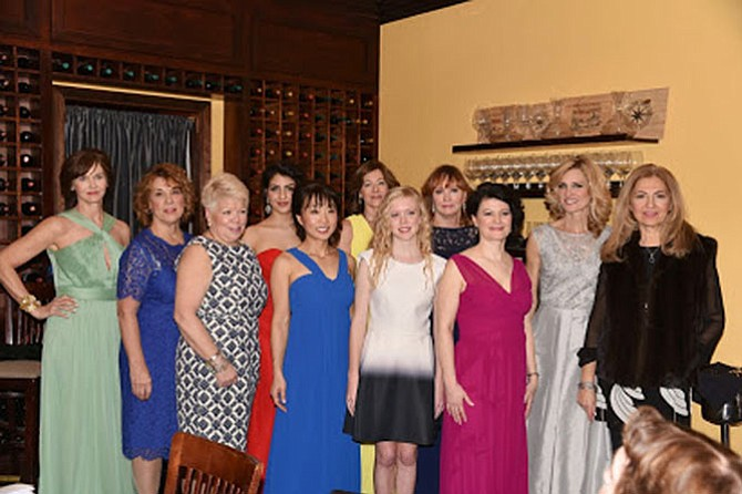 Community leaders enjoyed participating last year for New Dominion's Fashion Show.