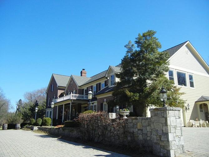 The Braun Home, Fairfax