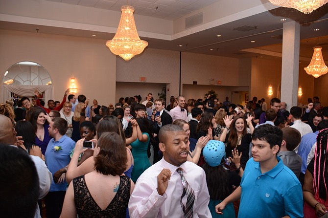 May 12 marked the 15th year of the Day Prom, a fancy affair organized specifically for Fairfax County students with physical and intellectual disabilities at the Waterford Receptions venue at Fair Oaks.