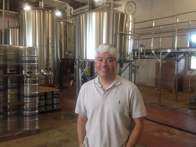 While it took a few leaps of faith, Fairfax County resident Sean Hunt is realizing his dream of opening a large brewing company in Chantilly. Mustang Sally Brewing Company (MSB) opened its doors to the public on April 15