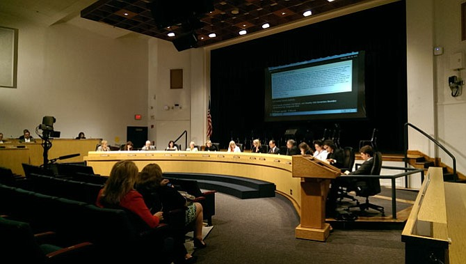 At the School Board's May 26 regular meeting, its members adopted a $2.7 billion budget that will take effect July 1.