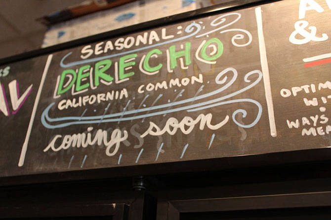 The Derecho Common release party will take place at Port City on June 10-11.