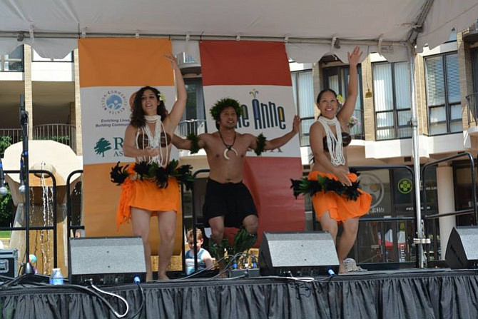 Traditional Hawaiian performances will be at the Ukulele Festival at Lake Anne Plaza will be on Saturday, July 9.
