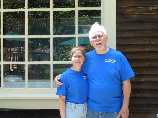 Patty and Gary McKeown