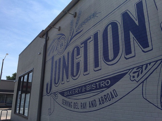 "Junction: ""We wanted to try to stay true to Del Ray"" and its history, chef Nathan Hatfield said."