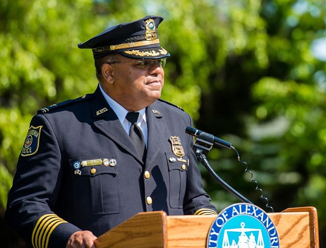 Police Chief Earl Cook announced his retirement effective Oct. 1.