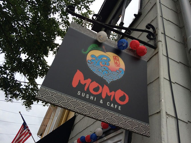 The combination sushi meals at Momo Sushi offer picnickers many great options.