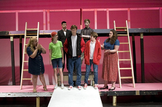 """""""Big"""" will be the perfect show for audiences of all ages. Performances will be held at Hendon HS on July 29 and 30 at 7:30 p.m., and July 31 at 2 p.m. and tickets will be $10."""