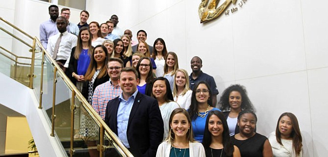 Leadership Center for Excellence welcomes 31 young professionals to its membership.