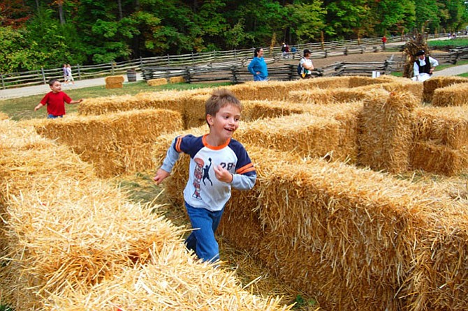 Mount Vernon Estate will hold its Fall Family Harvest Days Oct. 22-23.