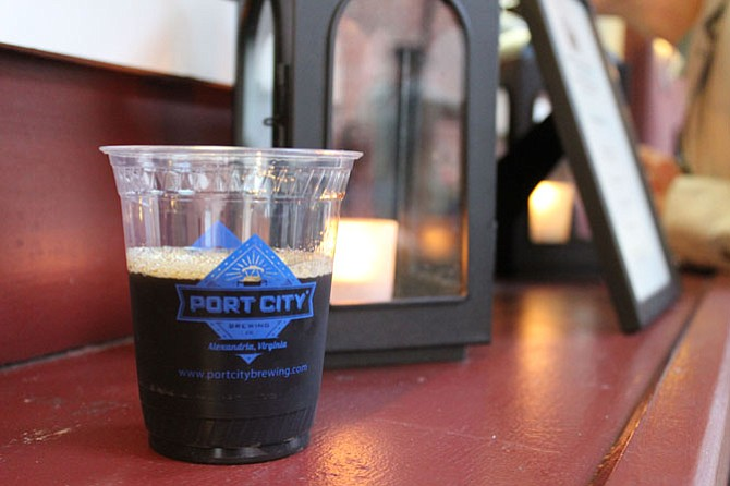Port City Brewing's Long Black Veil makes its debut this week at several events around the city.