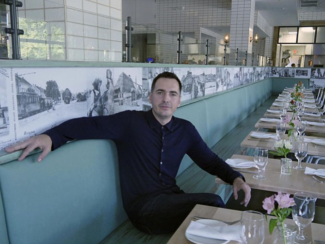 Ivan Iricanin just opened Ambar in Clarendon, featuring the best dishes from the Balkan Peninsula with a modern twist. This is a second location in the United States with a third sister restaurant in Belgrade, Serbia.