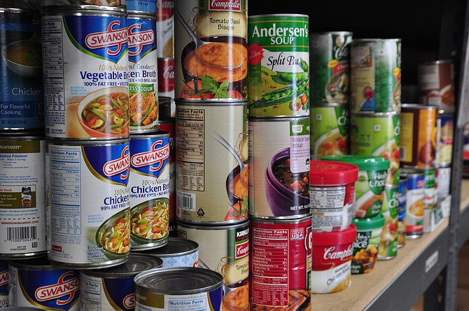 Reston-based company StandUnited is petitioning the Fairfax County Police Department to allow people to pay their parking tickets with canned food donations for one week during the holidays.