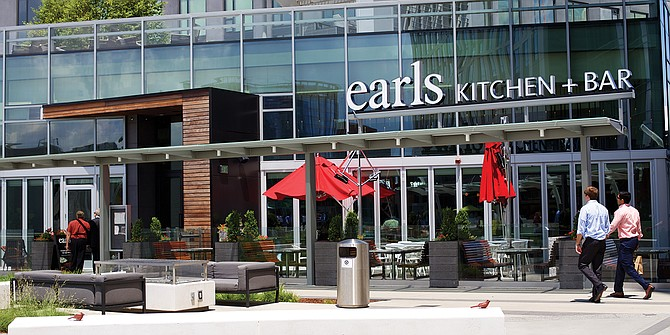 Earls Kitchen + Bar