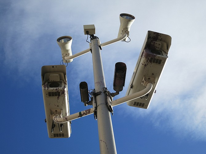 New red-light cameras have been approved and will be installed at three new locations in the City of Fairfax.