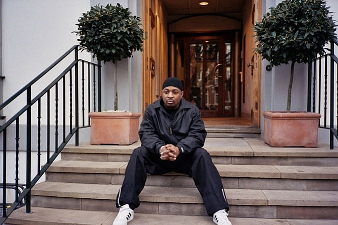 Chuck D's 2017 Martin Luther King Jr. Day address is titled 'Rap, Race and Reality.