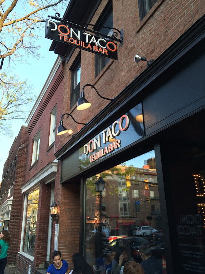 Don Taco on King Street has become a popular happy hour haunt.